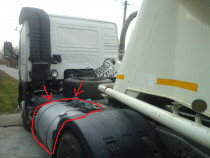 Rezervor motorina camion ( cap tractor ) VOLVO FM / FH .