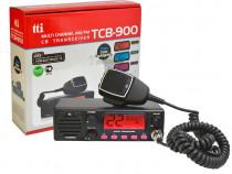 Statie Radio CB TTI TCB 900 12-24V cu Difuzor Frontal 4w Nou
