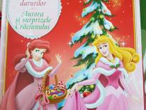 Carte de povesti Disney Mica sirena
