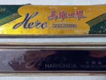 Muzicuta HERO Harmonica (M1001) in cutia originala