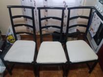 Masa rotundă si 3 scaune