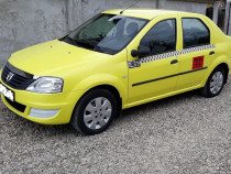 Angajez sofer TAXI / Dacia Logan/ Benzina+Gpl / ATESTAT TAXI