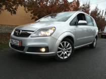 Opel Zafira benzina 1.6 perfecta stare 7 locuri ieftin