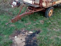 Remorca pentru tractor