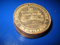 1303-I-Jagdpatronen-Cutiuta carton veche munitie vanatoare.