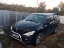 Ssangyong Actyon, prima inmatriculare 2009, 2.0 Diesel