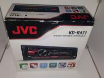 Player auto cd usb aux JVC nou