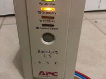 Back UPS APC CS 650 VA Sursa Invertor 400 W Centrala Termica