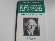 Frieda fordham introducere in psihologia lui jung