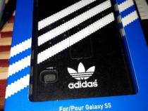 Carcasa protecție ADIDAS pt Samsung Galaxy S5 negru