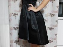 Rochie neagra TS couture