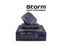 Statie radio cb storm defender 2019 4w - 15w autosquelch nou