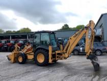 Buldoexcavator Case 590