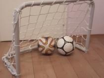 Poarta Rebound mini fotbal, antrenament, timp liber, Nou.