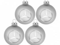 Set 4 Globuri Craciun Oe Mercedes-Benz B66953694