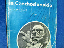 2234-Dr.J.Malik-Puppetry in CZ-1948-Papusile Cehoslovacia.