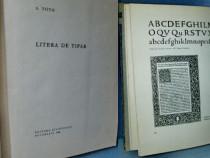 2267-I-Tipografie.S.Toth-Litera de Tipar-1966 stare buna.