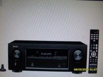 DENON AVR-X540BT, amplificatorul audio de 350W este combinat