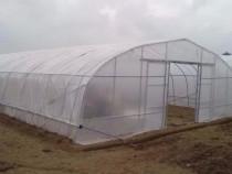 Solar de gradina, pentru legume si flori, 20 m lungime/6 m l
