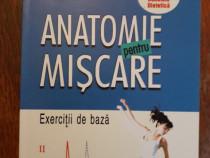 Anatomie pentru miscare - Blandine Calais / C37P
