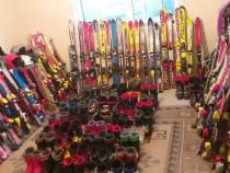 Echipamente Ski copii pt.toate vârstele