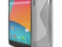 Husa Telefon Silicon LG Nexus 4 Clear S-line PRODUS NOU