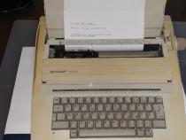 Masina de scris electronica Sharp PA-3000