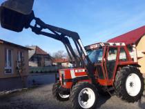 Tractor Fiat Agri 80-90 dt cu incarcator