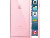Husa Telefon Silicon Apple iPhone 6+ 6s+ Clear Pink