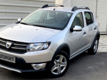 Dacia sandero stepway 1,5 dci rata fixa/luna