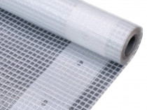 Prelată Leno 260 g/m², alb, 2 x 2 m 45543