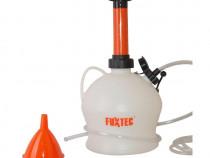 Pompa manuala pentru schimb ulei si alte substante Fuxtec FX