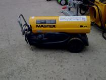 Incalzitor Diesel Master pentru inchiriat