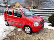 Suzuki Wagon R+ 1.3 benzina, an 2002