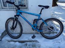 Bicicleta Mtb Impulse elan Shimano 21 viteze frâne disc susp