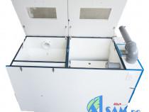 Utilaj / mașina de curatat perne și pilote - ALSAM