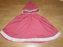 Costum carnaval serbare pelerina scufita rosie craciunita