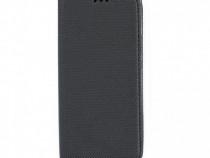 Husa Telefon Flip book Huawei P Smart Z Fashion Black NOU