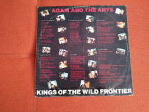 Vinyl Adam And The Ants - Kings Of The Wild Frontier