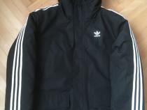 Adidas Parka Padded geaca iarna barbati, L, negru