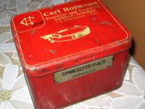 695-Cutie rulmenti Carl Hofmann Ringläufer metal veche.