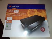HDD extern 1TB USB 3.0 Verbatim