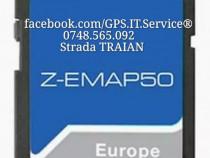 Card SD harti gps Zenec E2015 E2026 E3726