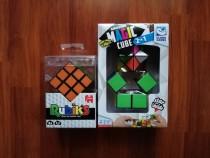 Rubiks cub + magic cube