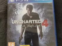 Uncharted 4 A Thief`s End PS4