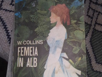 "Romanul ""Femeia in alb""(the woman in white)de Wilkie Collins"