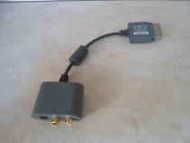 Adaptor audio pentru xbox 360