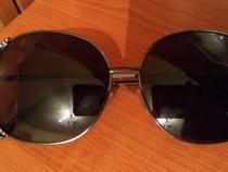 Ochelari de soare superbi Cat 3, negri cu strasuri , de dama