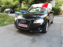 Audi A3, 2,0 TDI cabrio, fabricatie 2009 Inmatriculat