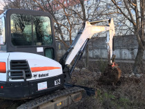 Miniexcavator Bobcat E32